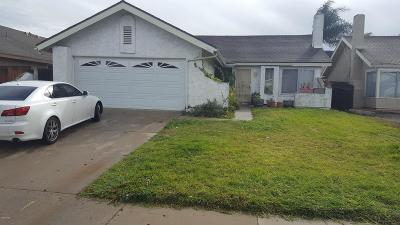 Camarillo Single Family Home For Sale