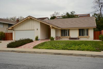 Ventura County Rental For Rent: 3116 W Cumberland Court