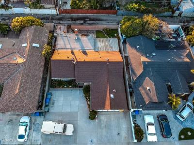 Oxnard Single Family Home For Sale: 3139 Napa Street