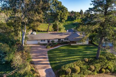 Camarillo Single Family Home Active Under Contract: 959 Camino Concordia