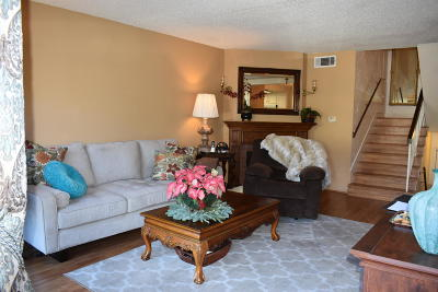 Newbury Park Condo/Townhouse For Sale: 1264 Ramona Drive