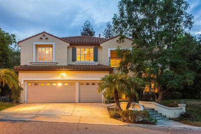 Simi Valley Single Family Home For Sale: 176 Dusty Rose Court