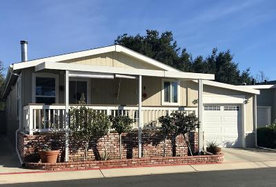 Ojai Mobile Home Active Under Contract: 1885 Maricopa Highway #2