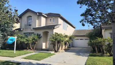Oxnard Single Family Home Active Under Contract: 1406 Pescador Way