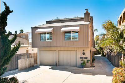 Ventura Single Family Home For Sale: 2028 Ayala Street