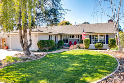 Ventura Single Family Home Active Under Contract: 377 Princeton Avenue