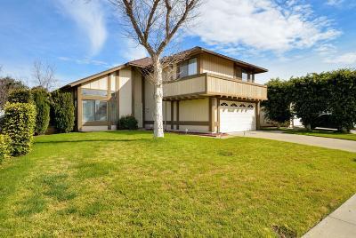 Camarillo Single Family Home For Sale: 5961 Joshua Trail