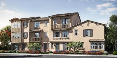 Ventura County Condo/Townhouse For Sale: 662 Pioneer Street