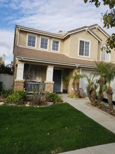 Oxnard Single Family Home Active Under Contract: 1241 Maria Way
