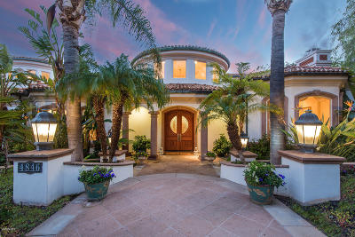Westlake Village Single Family Home For Sale: 4846 Windhaven Drive