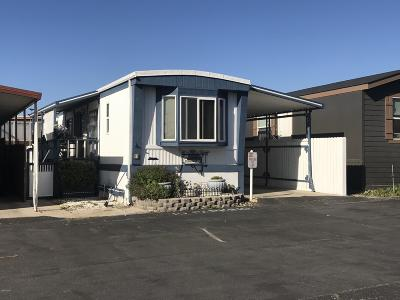 Ventura Mobile Home For Sale: 4132 Ventura Avenue #19
