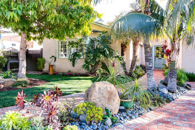 Ventura Single Family Home Active Under Contract: 406 Nova Court