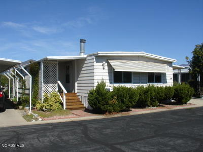 Ojai Mobile Home For Sale: 113 Don Carlos Way