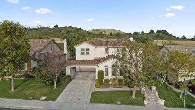 Moorpark Single Family Home For Sale: 4260 Crabapple Court