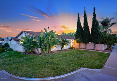 Camarillo Single Family Home Active Under Contract: 2104 Dexter Street