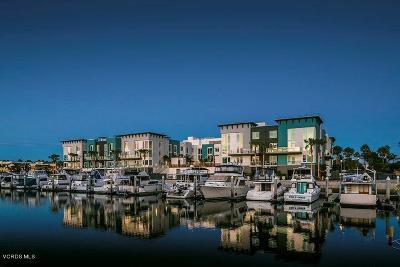 Oxnard Rental For Rent: 3851 Harbour Island Lane #109