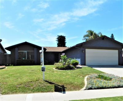 Ventura Single Family Home For Sale: 7280 Ralston Street