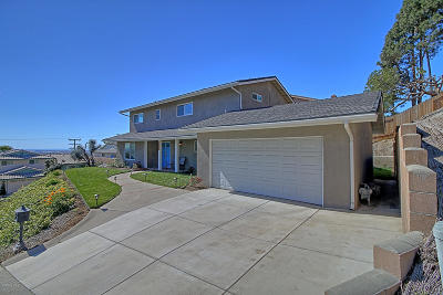 Ventura Single Family Home For Sale: 523 Skyline Road