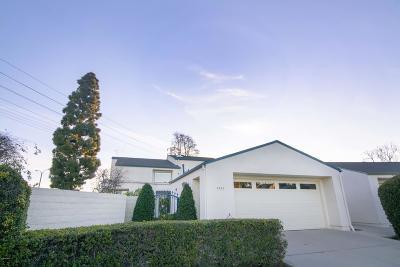 Ventura Single Family Home For Sale: 8018 Denver Street