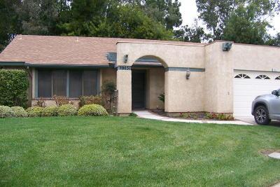 Camarillo Condo/Townhouse For Sale: 39031 Village 39