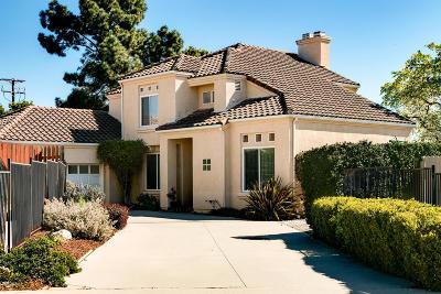 Ventura Single Family Home Active Under Contract: 10574 Mendocino Court