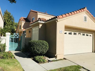 Camarillo Single Family Home For Sale: 850 Vista Arriago