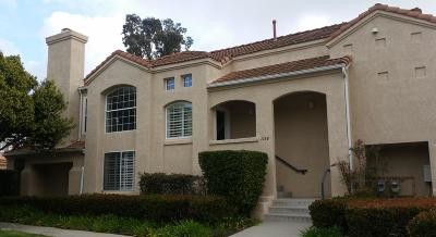Oxnard Condo/Townhouse Active Under Contract: 1139 Key West Court