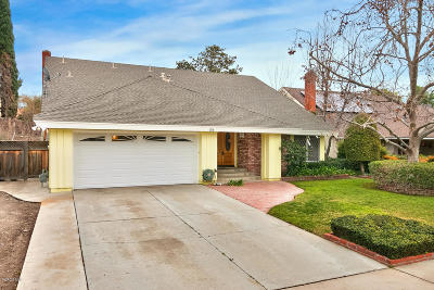 Fillmore Single Family Home For Sale: 816 Central Avenue
