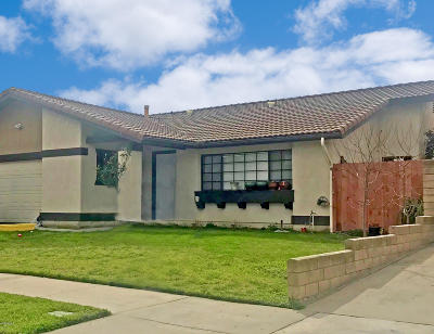 Oxnard Single Family Home Active Under Contract: 1010 Almendra Place