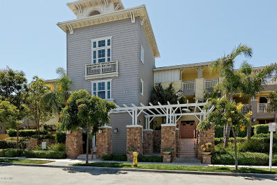 Oxnard Condo/Townhouse Active Under Contract: 1431 Windshore Way
