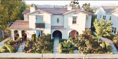 Ventura Condo/Townhouse For Sale: 8207 Sunstone Street #176