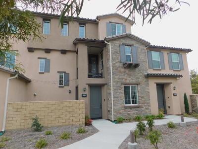 Ventura County Condo/Townhouse For Sale: 425 Stratus Lane #5