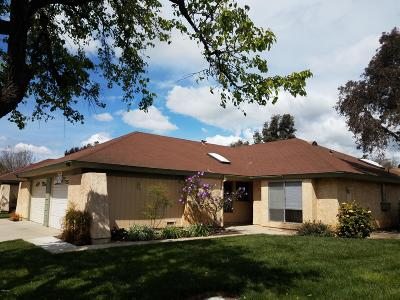 Camarillo Single Family Home For Sale: 1307 Village 1