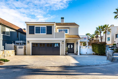 Oxnard Single Family Home For Sale: 1410 Marine Way