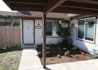 Camarillo Single Family Home For Sale: 5168 Meadowview Drive