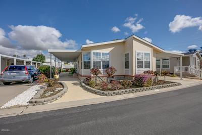 Ventura Mobile Home For Sale: 132 Dickens Circle