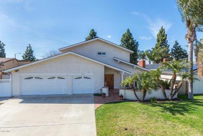 Camarillo Single Family Home For Sale: 1107 Ashbury Court