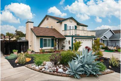 Ventura Single Family Home For Sale: 906 Jasper Avenue