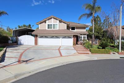 Moorpark Single Family Home For Sale: 12927 Camden Court