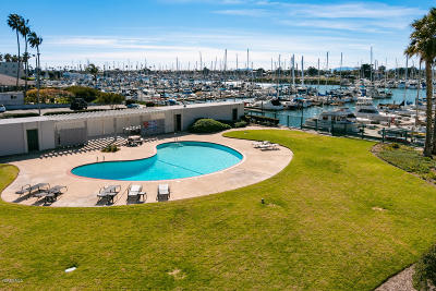 Oxnard Condo/Townhouse For Sale: 2901 Peninsula Road #238