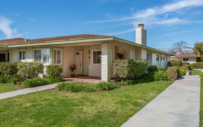 Port Hueneme Single Family Home Active Under Contract: 267 E Bay Boulevard
