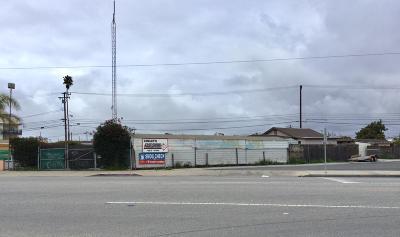 Oxnard Commercial For Sale: 1304 S Oxnard Boulevard