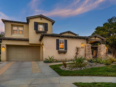 Newbury Park Single Family Home For Sale: 979 Via Anita