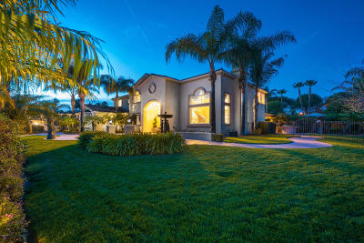 Camarillo Single Family Home Active Under Contract: 909 Corte La Cienega