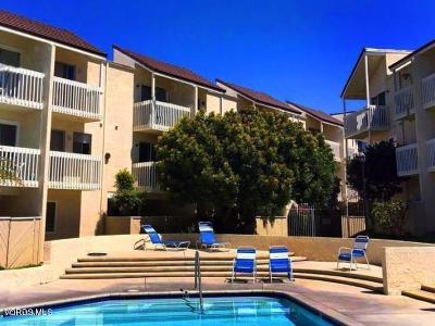 Ventura County Rental For Rent: 233 S Ventura Road #123