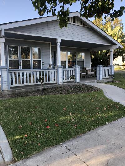 Fillmore Multi Family Home For Sale: 435 1st Street