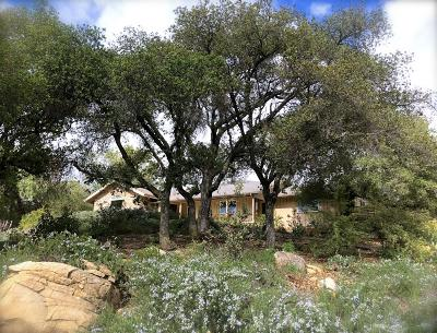 Ojai Single Family Home Active Under Contract: 514 Vista Hermosa Drive
