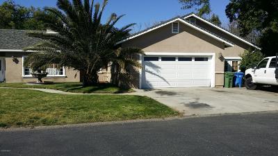 Simi Valley Single Family Home For Sale: 4917 Barnard Street