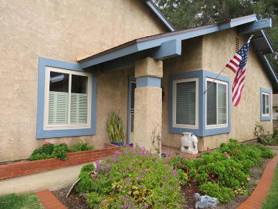 Camarillo Single Family Home For Sale: 17226 Village 17