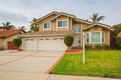 Oxnard Single Family Home For Sale: 2611 Lions Gate Drive